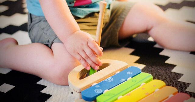 logorytmika w domu dla dzieci