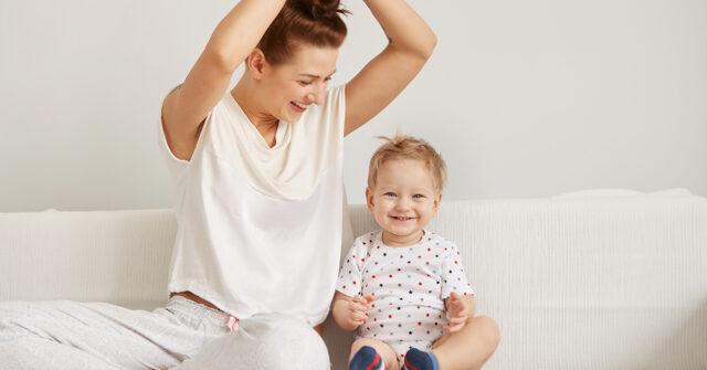 prawidłowy rozwój dziecka w pierwszym roku życia